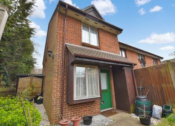 Thumbnail 1 bedroom end terrace house for sale in Alders Close, London