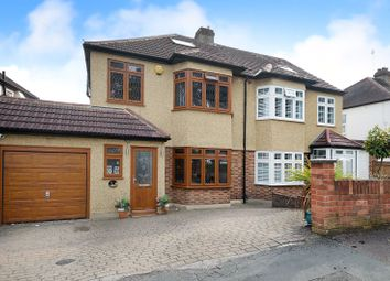 Thumbnail 4 bed semi-detached house for sale in Selsdon, South Croydon