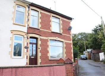 Thumbnail 2 bed semi-detached house for sale in Pontnewynydd, Pontypool