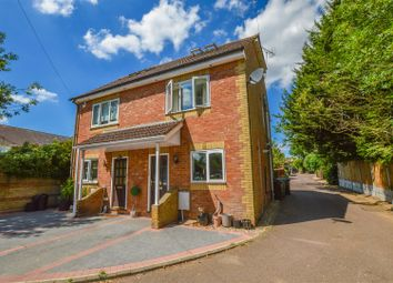 Thumbnail 3 bed semi-detached house for sale in Bellchambers Close, London Colney, St. Albans