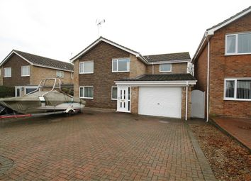 Thumbnail 4 bed detached house for sale in The Chestnuts, Ipswich