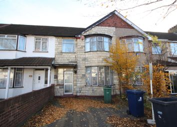 Thumbnail 3 bed terraced house to rent in Ascot Gardens, Southall