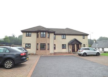 Thumbnail 2 bed flat for sale in Pine Grove, Crosslee Johnstone