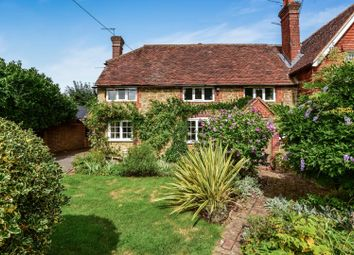 Thumbnail 3 bed cottage for sale in The Green, Dunsfold, Godalming
