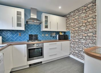 Thumbnail 3 bed terraced house to rent in St. Lawrence Drive, Bardney, Lincoln