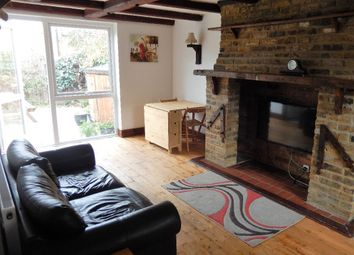 Thumbnail 3 bed terraced house to rent in Frigate Mews, London