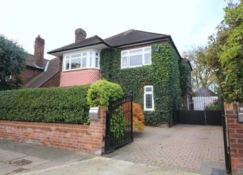 Thumbnail 4 bedroom detached house for sale in Glendyke Road, Calderstones, Liverpool