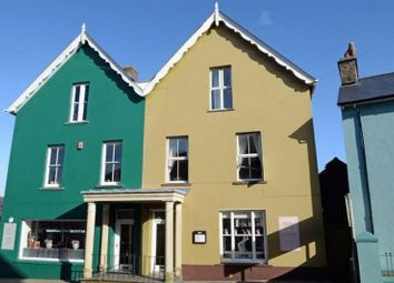 Thumbnail 3 bed flat to rent in West Street, Fishguard