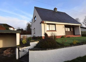 Thumbnail 3 bed detached house for sale in Logan Drive, Dingwall, Ross-Shire