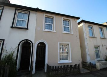 Thumbnail 2 bed property to rent in Seabrook Road, Hythe