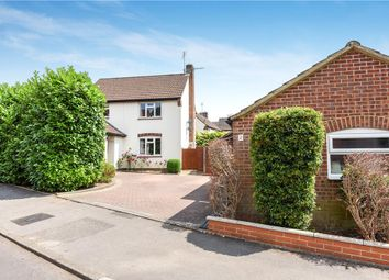 Thumbnail 3 bed detached house for sale in Jubilee Way, Blandford Forum, Dorset