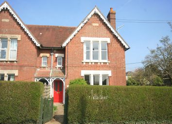Thumbnail 4 bedroom semi-detached house for sale in Church Road, Swanmore, Southampton