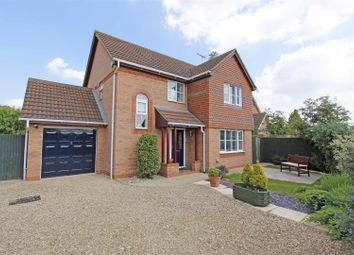 Thumbnail 3 bedroom detached house for sale in Betjeman Close, Bourne