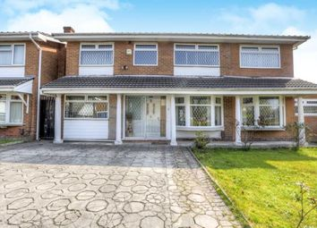 Thumbnail 6 bed detached house for sale in Sandringham Drive, Heaton Mersey, Stockport, Cheshire