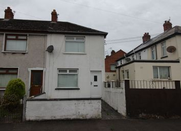 Thumbnail 2 bedroom terraced house to rent in Beechwood Gardens, Bangor