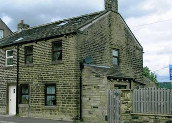 Thumbnail 2 bed semi-detached house to rent in New Mill Road, Muslin Hall, Holmfirth