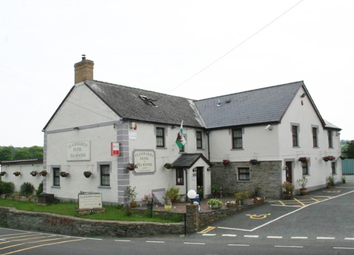 Thumbnail Pub/bar for sale in Ceredigion - Attractive Hotel Near Coast SA43, Ceredigion