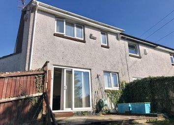 Thumbnail 1 bed end terrace house for sale in Badgers Wood, Plymouth, Devon
