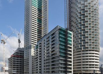 Thumbnail 1 bed flat for sale in 10 Park Drive, 10 Park Drive, Canary Wharf