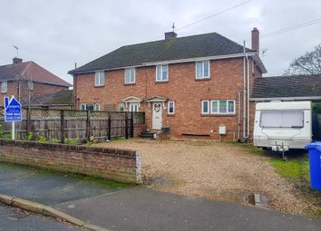 Thumbnail 3 bed semi-detached house for sale in Hillside Road East, Bungay