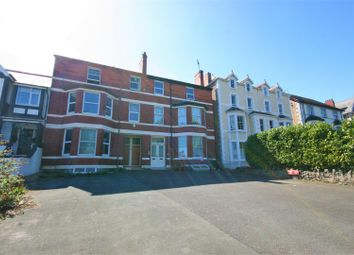 Thumbnail 2 bed flat for sale in Bay View Road, Colwyn Bay