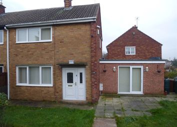 Thumbnail 2 bed semi-detached house for sale in Furlong Road, Goldthorpe, Rotherham