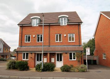 Thumbnail 4 bed semi-detached house for sale in Laurel Mews, Leighton Buzzard, Bedfordshire