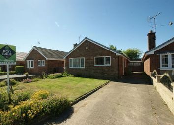 Thumbnail 2 bed detached bungalow for sale in Sherwood Road, Rainworth, Mansfield