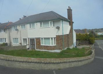 Thumbnail 3 bed semi-detached house for sale in Maes Llwyn, Amlwch
