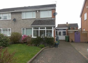 Thumbnail 3 bedroom semi-detached house to rent in Wheatlands, Carlisle