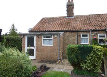 Thumbnail 2 bed terraced bungalow for sale in Scotts Terrace, Hilgay, Downham Market