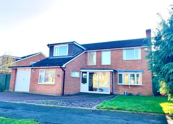 Thumbnail 4 bedroom detached house to rent in Holme Drive, Sudbrooke, Lincoln