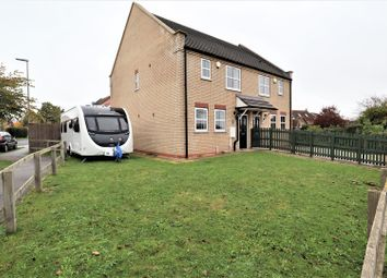 Thumbnail 3 bed semi-detached house for sale in Stow Road, Sturton By Stow, Lincoln