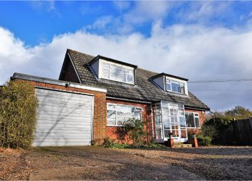 Thumbnail 3 bed detached house for sale in Crossing Road, Diss