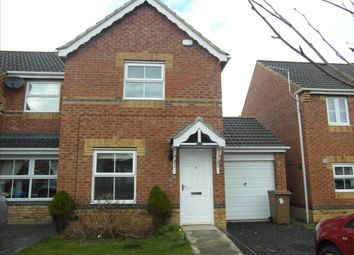 Thumbnail 2 bed semi-detached house to rent in Kilburn Gardens, Percy Main, North Shields