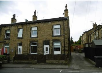 Thumbnail 2 bed end terrace house to rent in Mill Street, Birstall, Batley