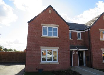 Thumbnail 3 bed semi-detached house for sale in Vicarage Close, Terrington St. Clement, King's Lynn