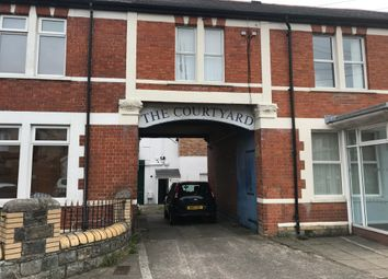 Thumbnail Office to let in First Floor Office/Studio, The Courtyard, Station Road, Penarth