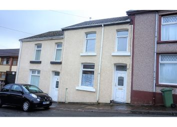 Thumbnail 3 bed terraced house for sale in Oakdale Road, Tonypandy