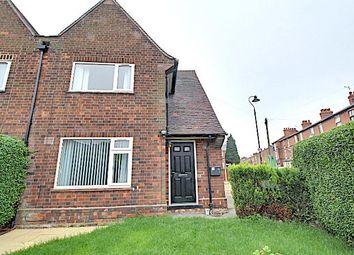 Thumbnail 3 bed semi-detached house for sale in Pyatt Street, Nottingham