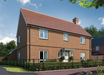 Thumbnail 4 bed detached house for sale in Canalside View, Broughton, Aylesbury