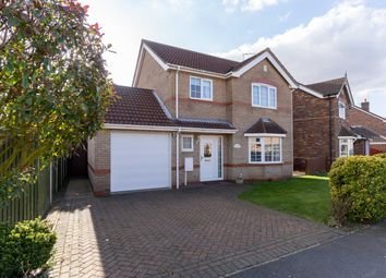 Thumbnail 3 bed detached house for sale in Princess Anne Road, Boston, Lincolnshire