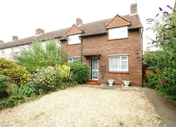 Thumbnail 3 bed end terrace house to rent in Southdown Road, Hersham