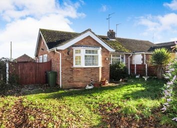 Thumbnail 3 bedroom semi-detached bungalow for sale in Ormesby Road, Caister-On-Sea, Great Yarmouth