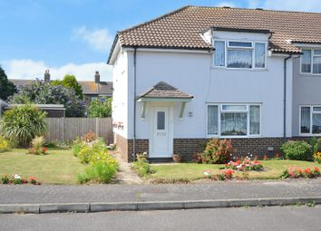 Thumbnail 3 bed end terrace house for sale in Marlborough Close, Littlestone, New Romney, Kent