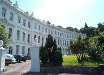 Thumbnail 2 bedroom flat to rent in Lisburne Crescent, Torquay