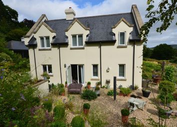 Thumbnail 3 bed terraced house for sale in Great Tree Park, Chagford, Newton Abbot