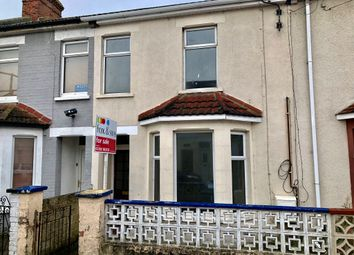 Thumbnail 3 bedroom terraced house for sale in Mayfield Road, Gosport