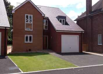 Thumbnail 4 bed detached house for sale in Admaston Road, Wellington, Telford