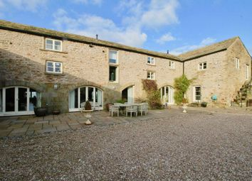 Thumbnail 4 bed barn conversion to rent in Shrigley Road, Pott Shrigley, Macclesfield